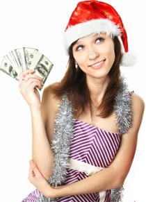 This Holiday Receive the Gift of CASH!